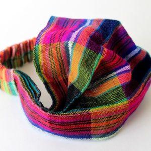 Hippie Headband Bandana MULTICOLOR